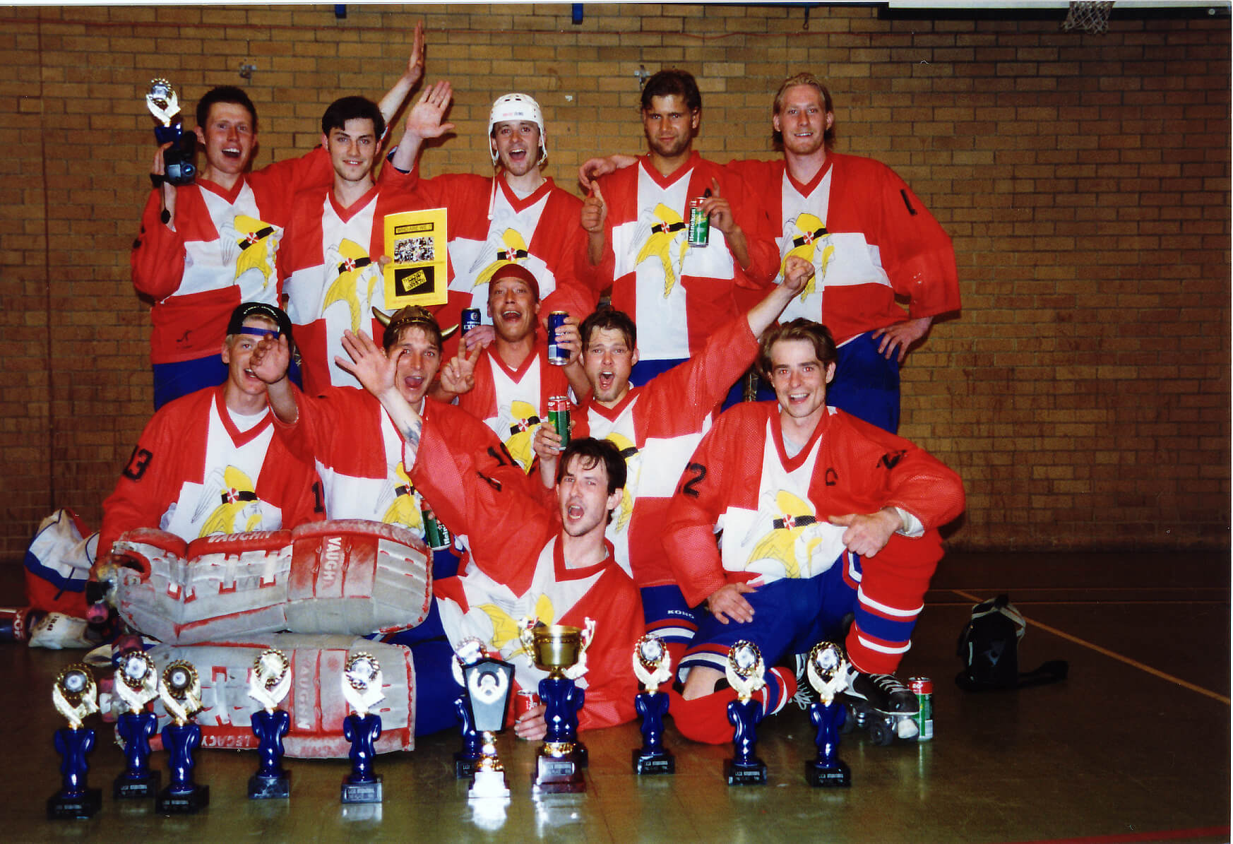 LASH international Tournement 1996
