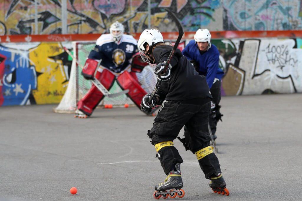 Vikings Skater Hockey